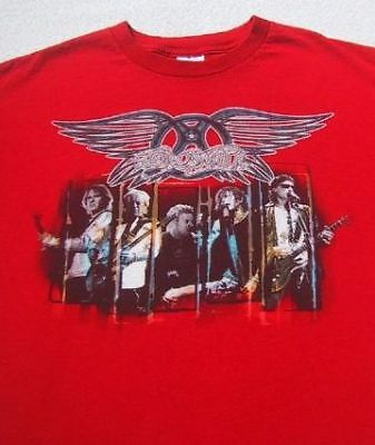 AEROSMITH 2005-2006 tour LARGE concert T-SHIRT