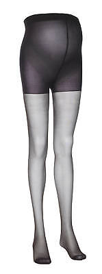 15 denier maternity tights - Noppies tall maternity tights - black / nude