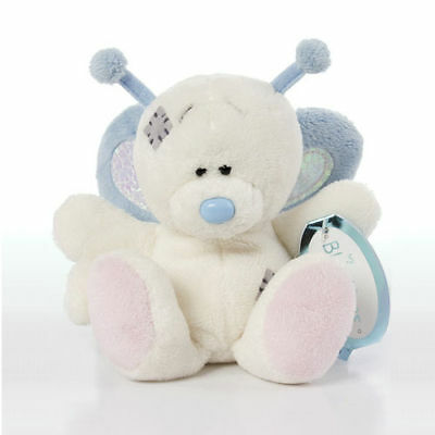 """NEW My Blue Nose Friends Breeze the Butterfly 4"""" / 10cm"""