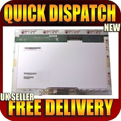 """New Lcd Screen To Replace Hp Compaq 8510W 15.4"""""""
