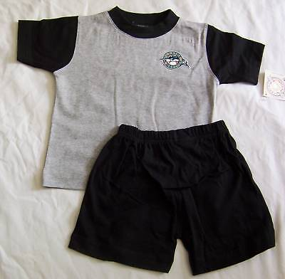 Florida Marlins Baby Infant Shorts Shirt size 18M NWT