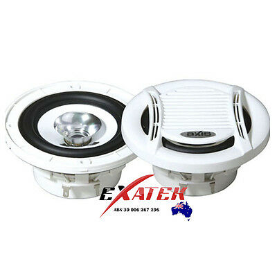 Marine Speakers 50W FLUSH MOUNT 4 INCH OUTDOOR MA401 AXIS