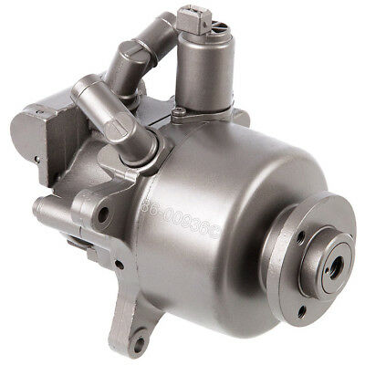 Remanufactured Oem Abc Tandem Power Steering Pump For Mercedes Cl & S-Class