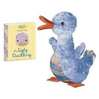 Ugly Duckling 7 inch with Book, NEW by YoTToY