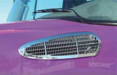 Freightliner Business Class M2 112 Chrome Intake Grill