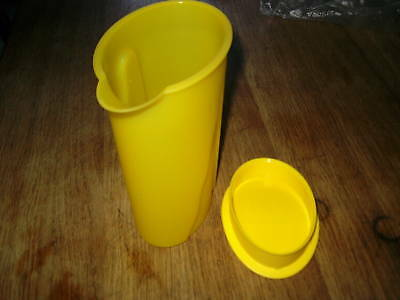 pichet flash 1 L jaune tupperware