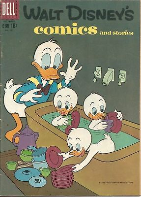 Walt Disney's Comics and Stories #231 VG