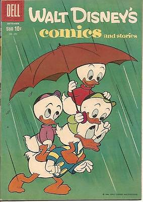 Walt Disney's Comics and Stories #240 VG+
