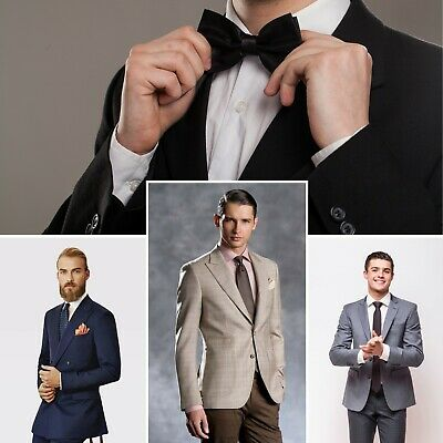 CUSTOM MADE to MEASURE Hand TAILORED Men's BESPOKE SUIT