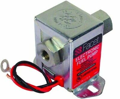 FACET Solid State Fuel Pump 40105 3.0-4.5psi