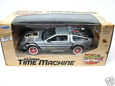 Welly DeLorean Time Machine Part III 1/24 Diecast Car