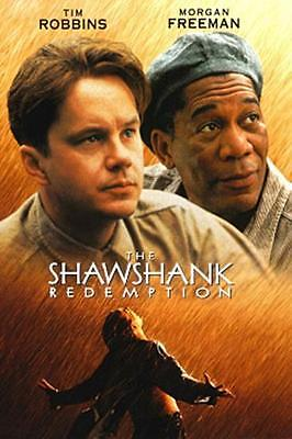 THE SHAWSHANK REDEMPTION large fridge magnet
