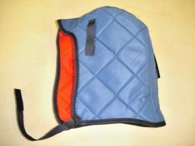 MSA 697119 Extra Warm Quilted Fleece Hard Hat Liner