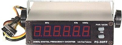 FC30RT RED Frequency Counter Connex Galaxy Cb radio