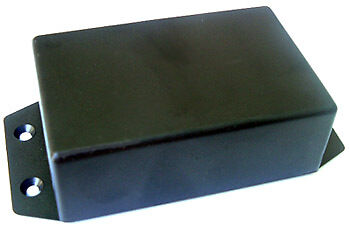 """Project Box ABS Plastic with Cover 3.23""""x2.11""""x1.18"""" (2"""