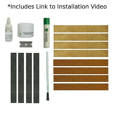 Clarinet Joint Cork Kit, Complete, Synthetic Cork!