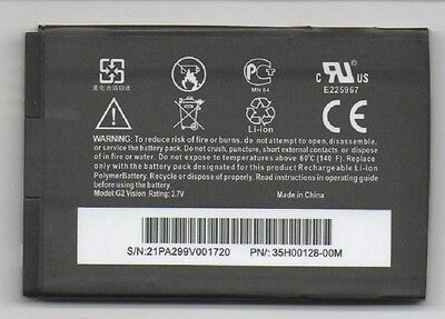 Lot 5 New Battery For Htc Vision G2 Desire Z T-Mobile