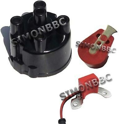 Land Rover Electronic Ignition kit & Rotor arm for Lucas 45D4 with Cap