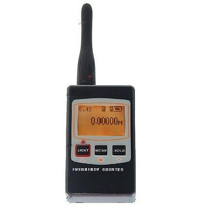 Analyseur Compteur de Frequence Scanner 50 Mhz 2.6 Ghz