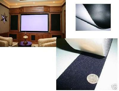 "ProScreens 80/"" 45/"" x 72/"" WHITE movie PROJECTOR projection SCREEN MATERIAL"