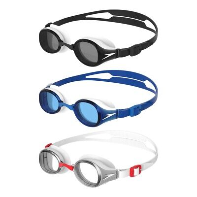 Speedo Mariner Adult Swimming Goggles New Antifog
