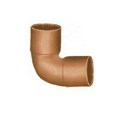 "New Lot Of 10 Copper 1"" 90 Degree Sweat Elbow Plumber"