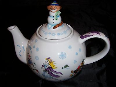 Alice In Wonderland Teapot, Cardew