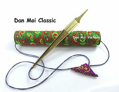 Jew's Jaw Mouth Brass Harp Dan Moi Classic Hmong Trumps