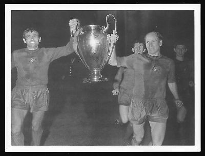 Bobby Charlton 1968 European Cup Final Man Utd Picture Manchester United Benfica