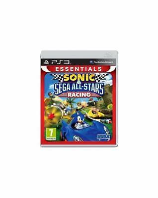 PS3 Spiel SONIC & SEGA All-Stars Star Racing NEUWARE