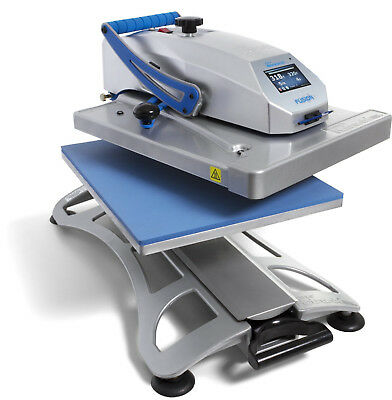 "Stahls Hotronix Fusion IQ Heat Press XF 16""x20"" >>FREE SHIPPING!<<"