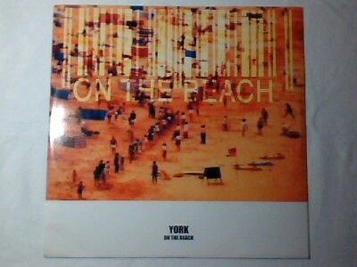 "YORK On the beach 12"" ITALY RARISSIMO CHRIS REA"