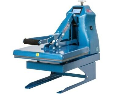 "Hix Heat Press HT400 15""x15"" Machine MADE IN USA - Built To Last! >FREE SHIP!<"