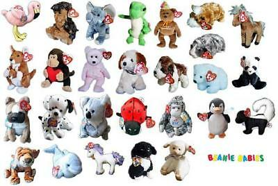 ONE TY beanie babies collectible toy - NEW with TAGS!