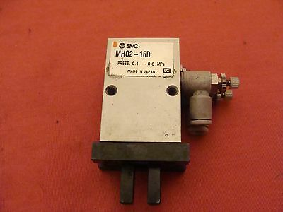 Smc Mhq2-16D Air Actuator Gripper Cylinder  Japan