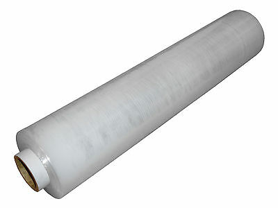 1 Clear Pallet Stretch Cling Film Wrap non Extended 400mm x 250m  22mu Standard