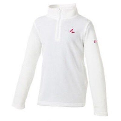 Girl/'/'s Dare2b /'Enchant/' Pink Half Zip Micro Fleece.