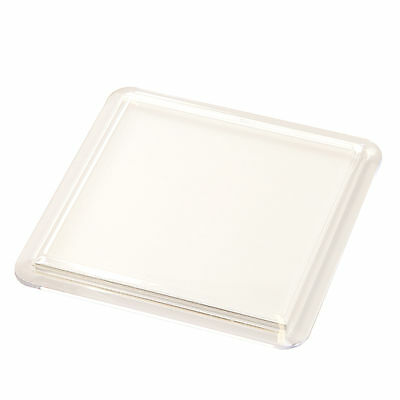 500 BLANK SQUARE COASTERS FOR CROSS STITCH 80mm INSERT
