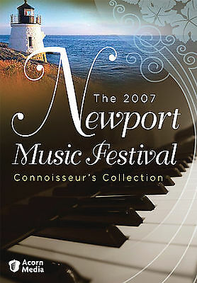 2007 Newport Music Festival Connoisseur's Collection  (DVD, 2008  10 Discs  )