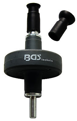 BGS Germany Suction Cup Valve Grinding Grinder Cordless Drill Attachment Set
