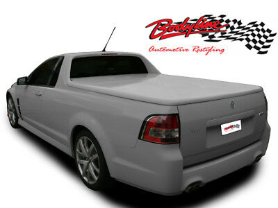 how to open ve commodore boot when battery is flat