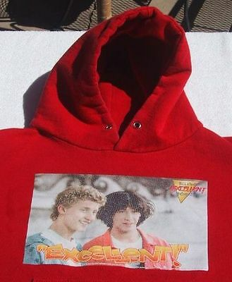 Bill & Ted's Excellent Adventure YOUTH M(7-8) HOODIE