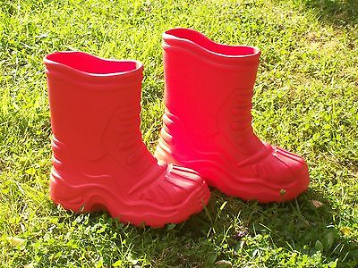 Kids Girls  Boys & Small Adult Wellies Boots *Read Description For Sizing Pls*