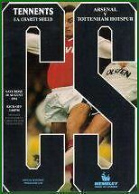 * 1991 CHARITY SHIELD - ARSENAL v TOTTENHAM *