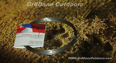 SNARE WIRE Rabbit Hare Squirrel -Stainless Steel 20ft