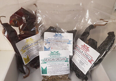 Holy Trinity Chilli Pepper Pack - CHILLIESontheWEB