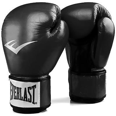 Everlast Rodney Heavy Boxing Bag Glove Training Sparring Punch Fight Mitt