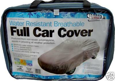 Car cover QUALITY BREATHABLE protection SMALL >13ft frost winter dust