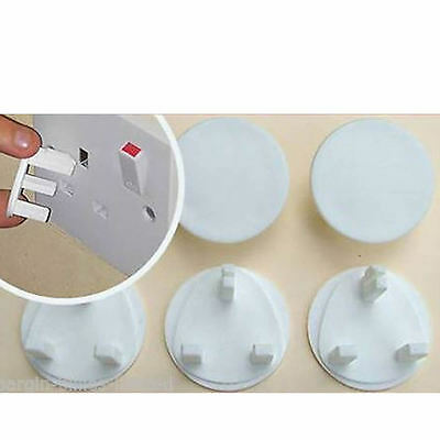 Child Proof Plug Socket Safety Cover Pack Of 24 Covers