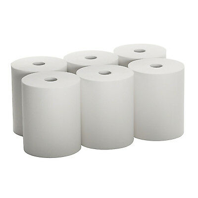 """SunnyCare 10'' White Paper Towel Roll  10""""x800'    6 rolls/case"""